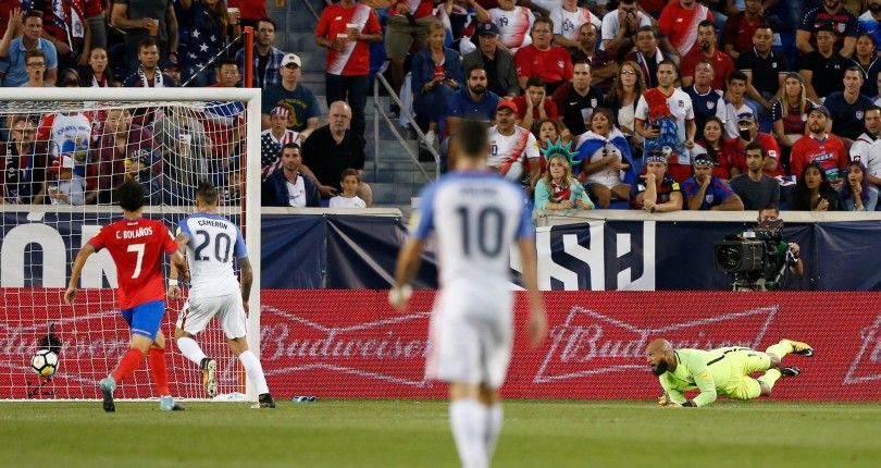 U.S. Stumbles in Qualifying on Night Mexico Clinches Place in World Cup