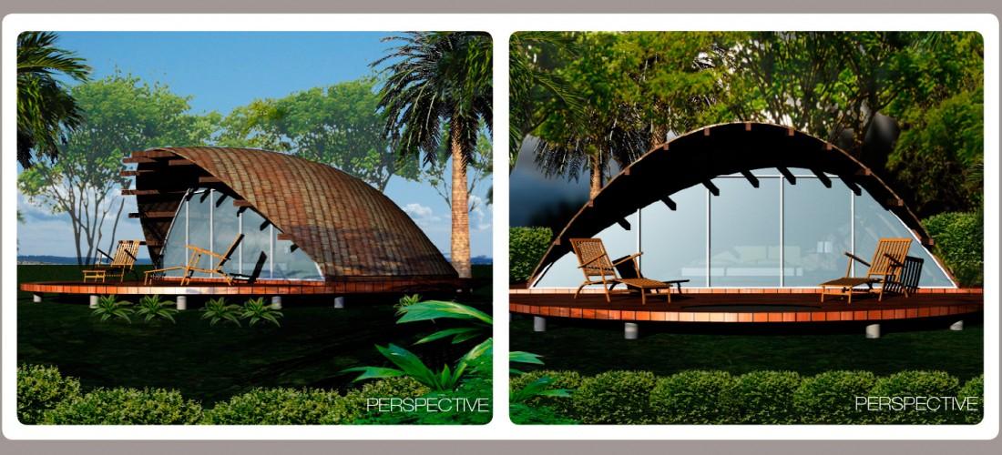 ARCHITECTURAL ELEMENTS- COCOON SUITES